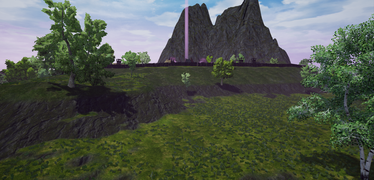 Fictorum Verdant Improved Landscape Material