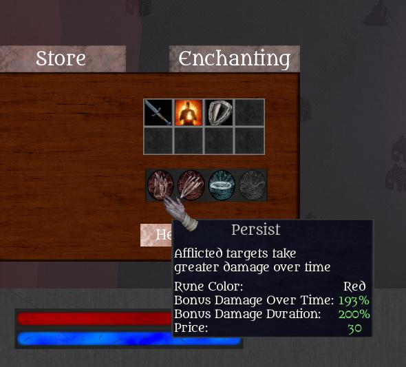 Fictorum Rune Store