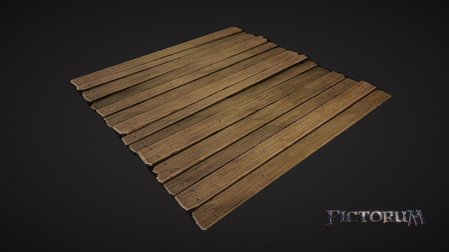 Fictorum Floorboards