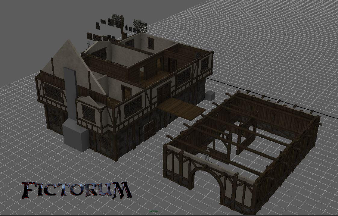 Fictorum Tavern